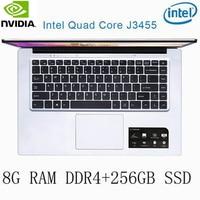 עבור לבחור P2-35 8G RAM 256G SSD Intel Celeron J3455 NVIDIA GeForce 940M מקלדת מחשב נייד גיימינג ו OS שפה זמינה עבור לבחור (1)