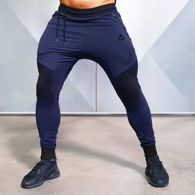 Training Running Pants Sport Gym Leggings Men (9)