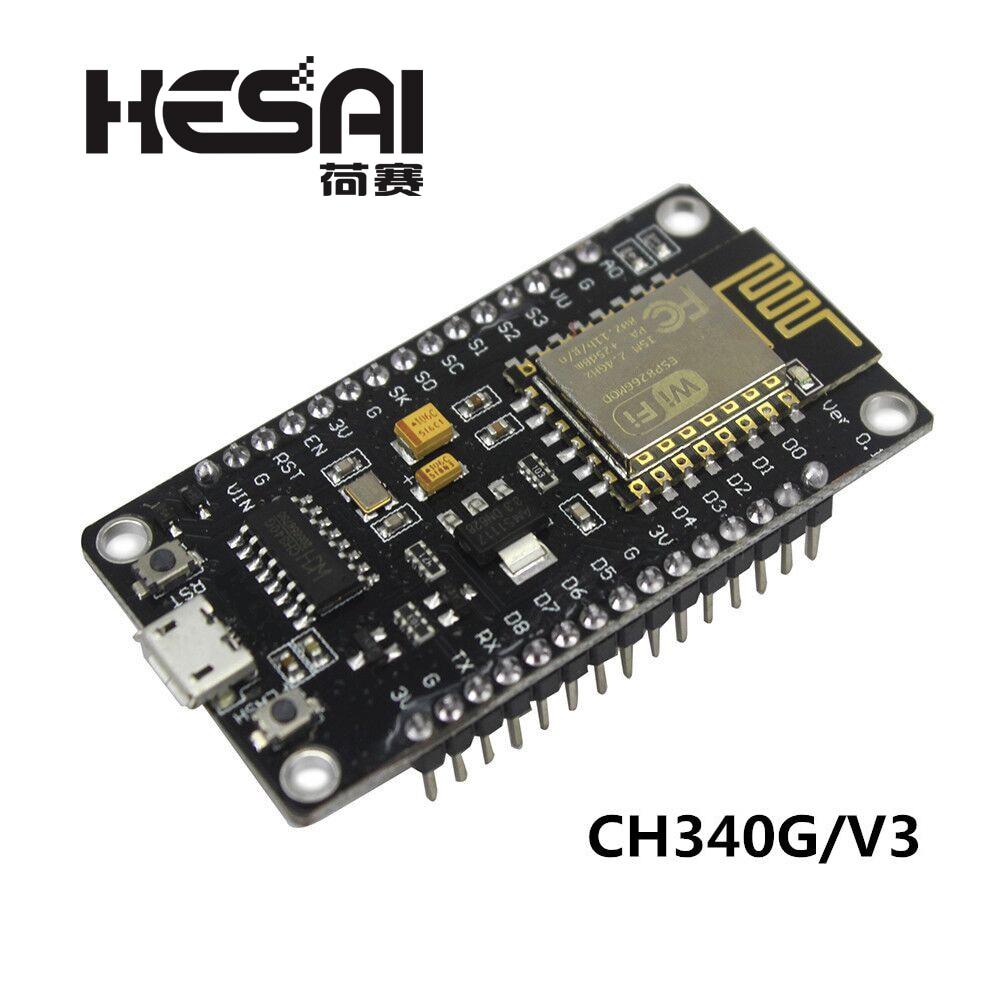 ESP8266 CH340G NodeMcu V3 Lua Wireless WIFI Module Connector ESP32  Development Board ESP12E Micro