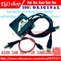 Newest version ASB Box / AsanSam Box with 2pcs cables for samsung flashing,for blackberry &Sony Ericsson Devices