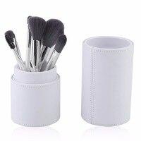 8pcs Set Bamboo Charcoal Fiber Makeup Brushes Cosmetics Brush Set Foundation Powder Eyeliner Lip Brush Beauty