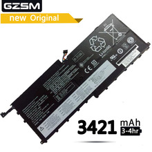 GZSM Laptop Battery 00HW029 SB10F46467 For Lenovo ThinkPad X1 X1C Carbon 4th 6th 20FB Laptop Battery 01AV409 20FB-005XUS battery все цены