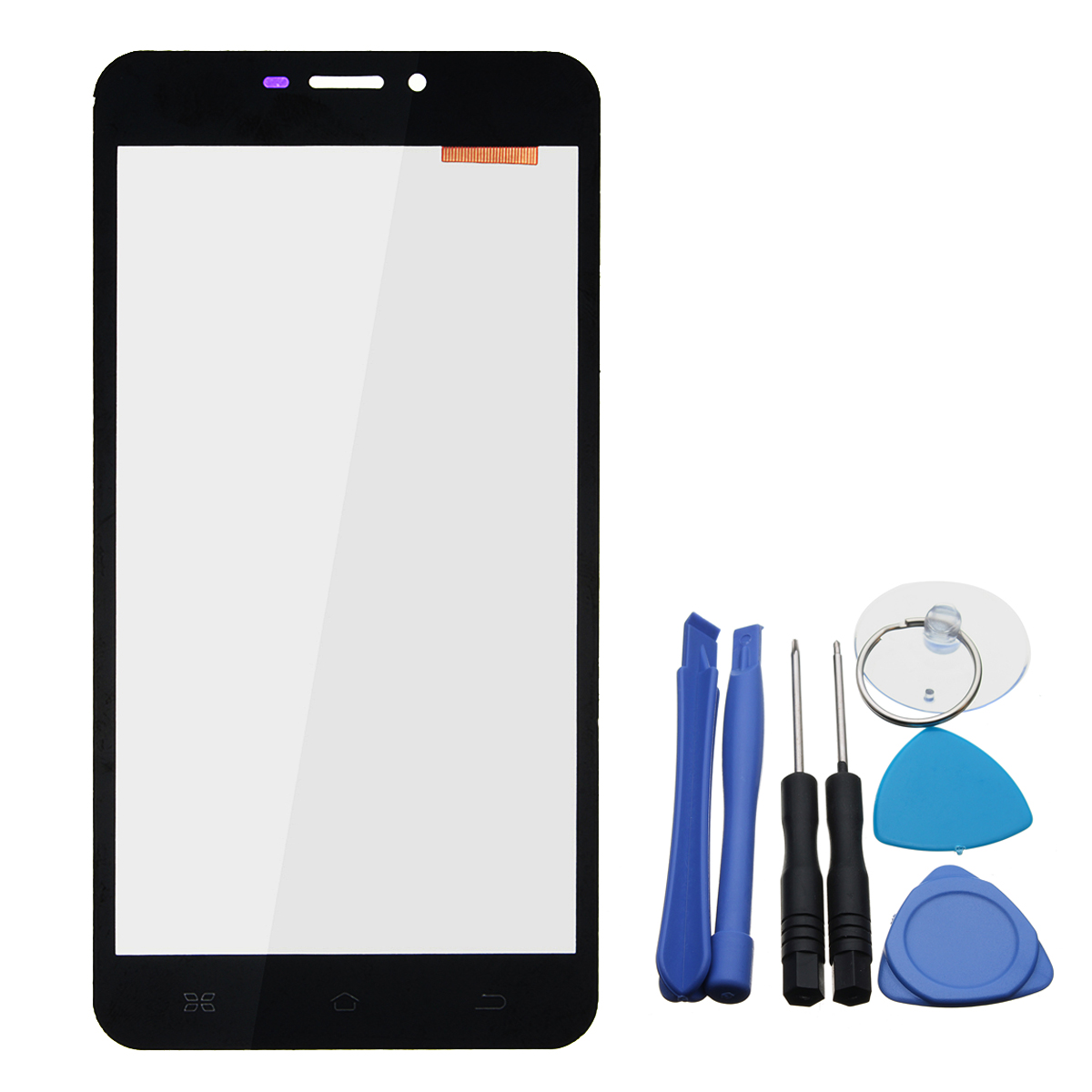 6 inch Digital Display Screen Mobile Phone Touchs HD Screen Assembly Glass Panel Replacement Parts for Maxwest Nitro Phone