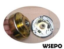Top Kwaliteit! Enkele Groef Riem Clutch past voor 152F/154F/GX100 Benzinemotoren Toegepast voor waterpomp, spray Machine etc