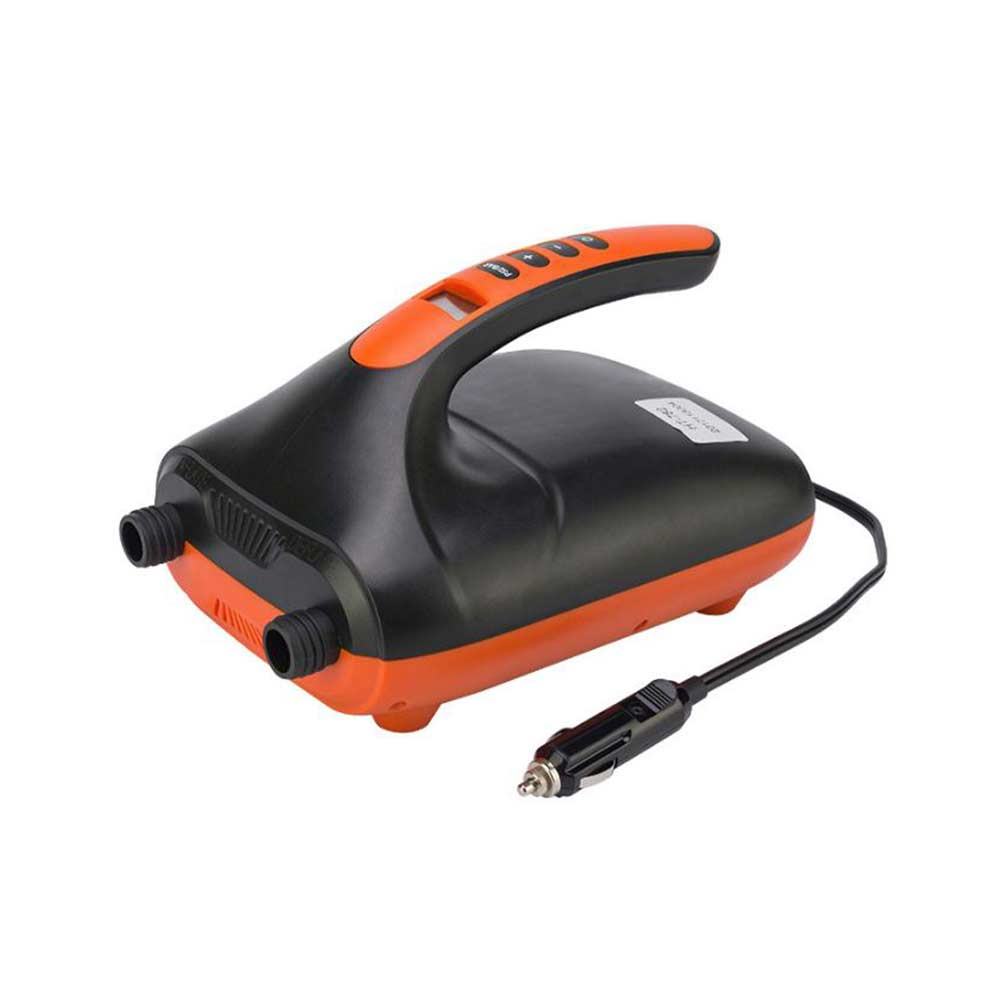 SUP Max 20 PSI Electric Air Pump Inflation Pressure Intelligent High Speed Dual Stage For Inflatable