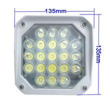 850nm 42 W ИК-лампа для системы парковки CCTV камера ИК-осветитель 30 градусов 60 градусов 90 градусов(подарок 9 Вт 850nm инфракрасный свет