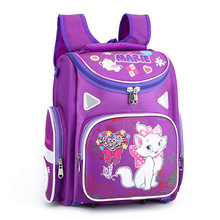 2018 Children Schoolbags Kids Animal Print Backpack Orthopedic Waterproof Bookbags Primary Escolar Satchel Mochila Infantil Zip letter print zip pocket backpack