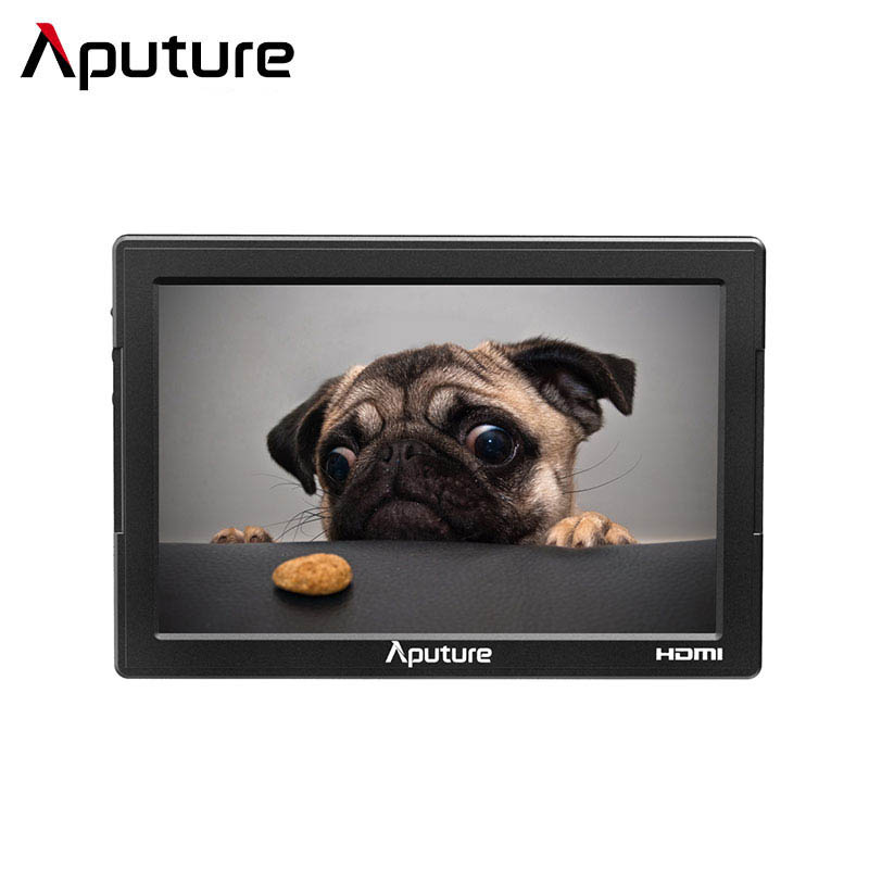 New Aputure VS-5 7 inch 1920*1200 HD SDI HDMI PRO Camera Field Monitor with RGB Waveform/Vectorscope/Histogram/Zebra/False Color aputure vs 5 7 inch sdi hdmi camera field monitor with rgb waveform vectorscope histogram zebra false color to better monitor