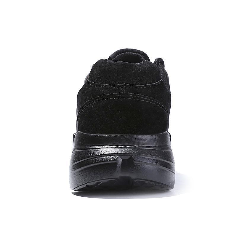 Vente Hommes Taille Mode Chaude 2 La Automne Male Plus Confortable Jaune Pour De hiver Casual 1 Chaussures Noir 3 Chaud aFrFYqwA