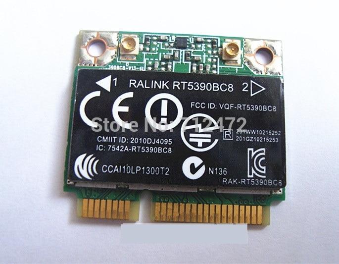 Cartão sem fio wifi bluetooth3.0 de ssea para ralink rt5390bc8 metade mini pci-e 802.11b/g/n para hp dm1 dv4 dv7 g4 g6 g7 sps: 630705-001