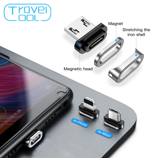 Travelcool Tipo C Micro USB Porto De Carregamento do Metal Para O Iphone Plugue Poeira Telefone Móvel Plugue Poeira para O Iphone Samsung Huawei xiaomi
