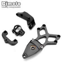 BJMOTO Moto CBR1000 CBR 1000 Dampering Support Kit For Honda CBR1000 08 14 Motorcycles Steering Stabilize Damper Bracket Mount