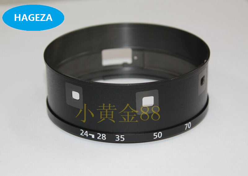 NEW Original 24-70 Zoom Ring Barrel For Canon 24-70mm F2.8L II USM Lens Replacement Unit Repair Part free shipping replacement lens unit assembly repair part for canon g7x 90%new