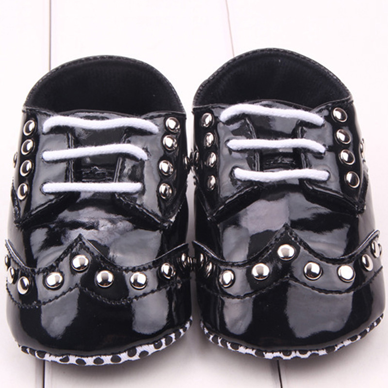 2017 Summer Style Toddler Baby Girls Black Bling Sequin Shoes Bowknot Walking Crib Shoes Hot Selling
