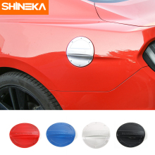 New Arrival ABS Fuel Tank Cap Gas/Oil Cover for Ford Mustang