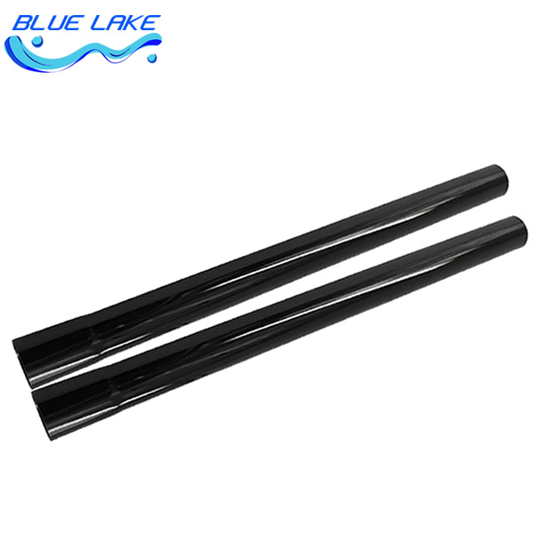 Vacuum Cleaner black straight tube/pipe/Connector,Elongated tube,2 pcs,For (brush inner 32mm) ,vacuum cleaner parts
