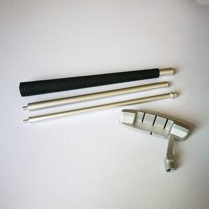 Image 4 - Golf Putter Putting Trainer Mini Golfuitrusting Practice Kit Reizen Praktijk Indoor Golfs Accessoires Golf Training Aids Tool