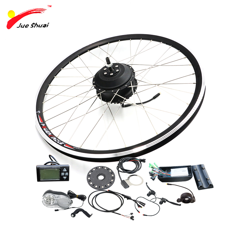 Electric Bike Conversion kit with 36v Rear Hub Motor Bicycle Ebike Kit for 20 26 700C Brushless Grear Wheel for Electric Bike сумка rebecca minkoff hh17gjmx96 001