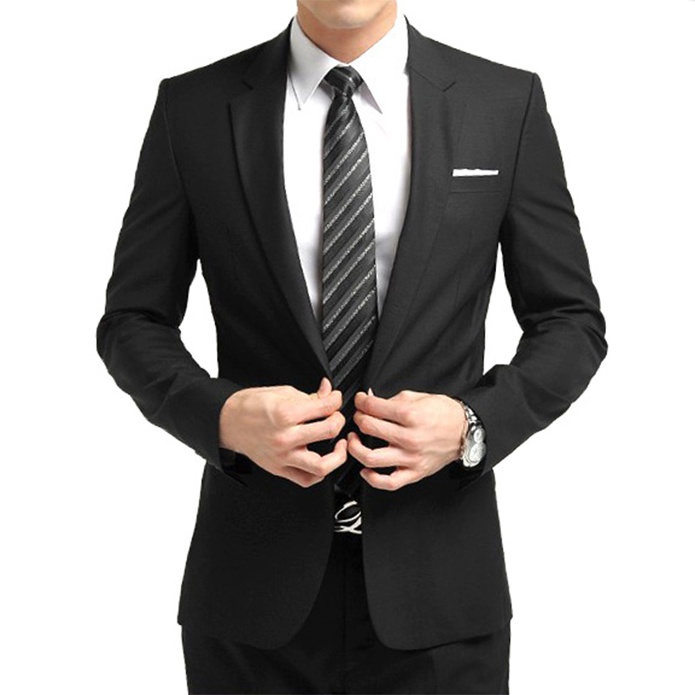 Black Suits For Sale | My Dress Tip
