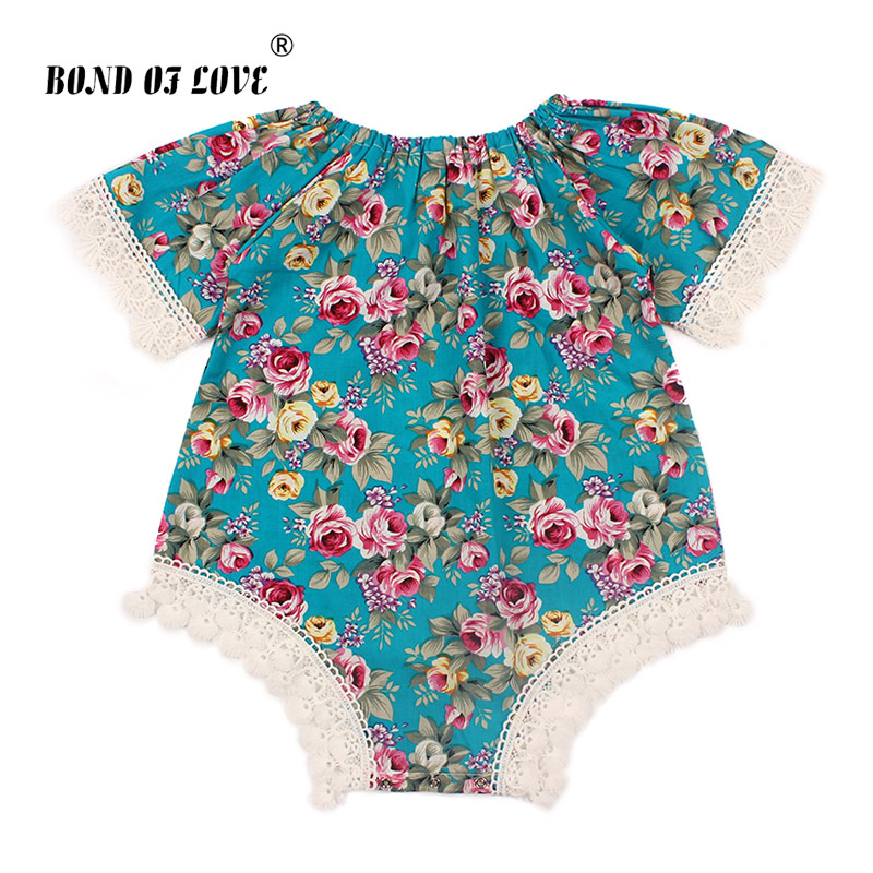 2018 Hot Sale Baby Bodysuit Summer Newborn Cotton Body Baby Short Sleeve Underwear Cute Infant Boy Girl Pajamas Clothes