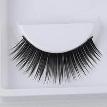 5Pairs Handmade Long Thick False Eyelashes Women Girls Natural Long Faux Eyelashes Eye Lashes Beauty Makeup Extension Tools