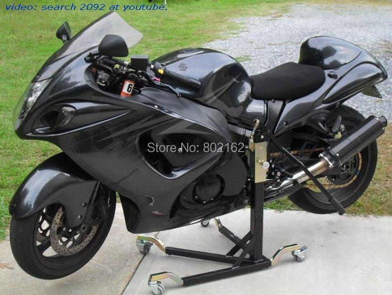 Moto support central paddock ascenseur pour Yamaha Honda BMW DUCATI contactez-nous pour adaptateur avant d'acheter - 2