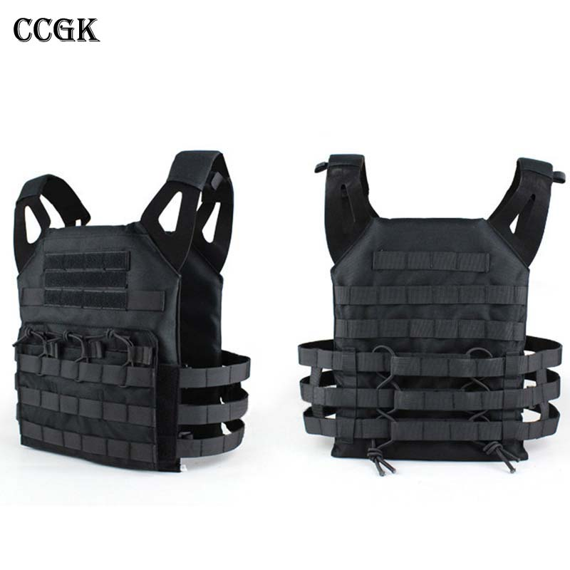 цена на Tactical vest Navy lightweight vest outdoor training combat vests CS military airsoft hunting protective combat safety equipment