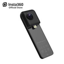 Insta360 Nano S 4 K 360 VR видео панорамная камера 20MP фотографии для iphone X iphone 8 серии iphone 7 серии iphone 6 серии