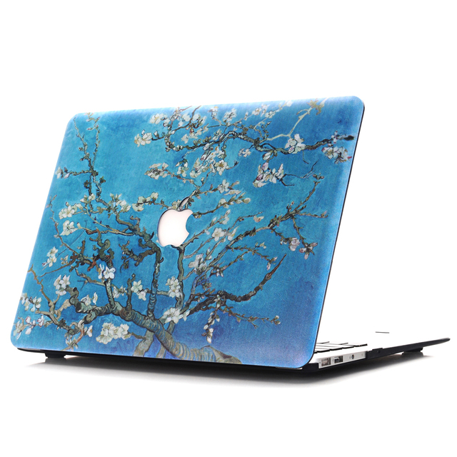 New Notebook Cover Coloured Drawing Case For Macbook Air 11 13 Case