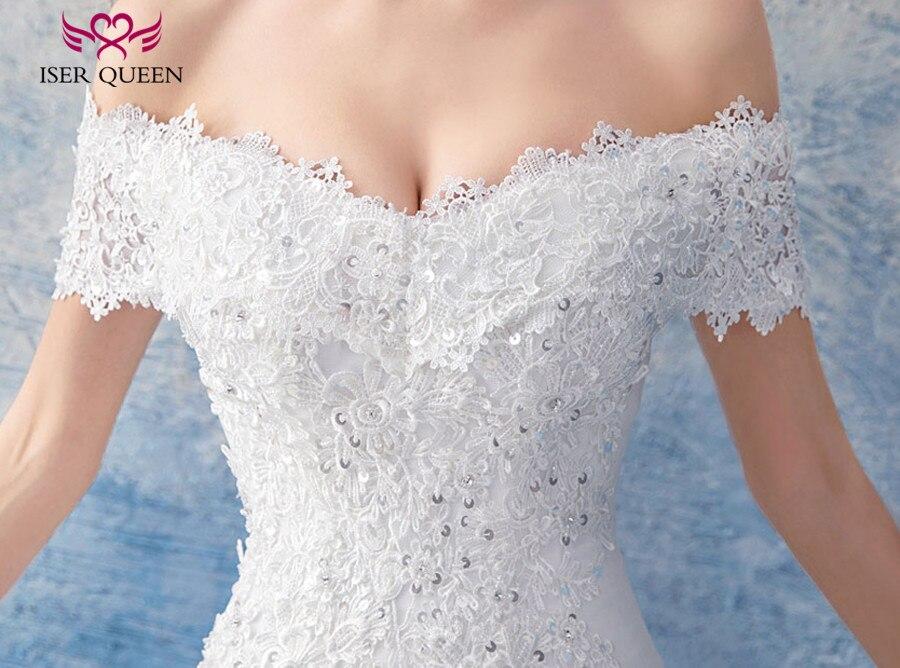 Vintage Lace Mermaid Wedding Dress 2018 Short Cap Sleeve