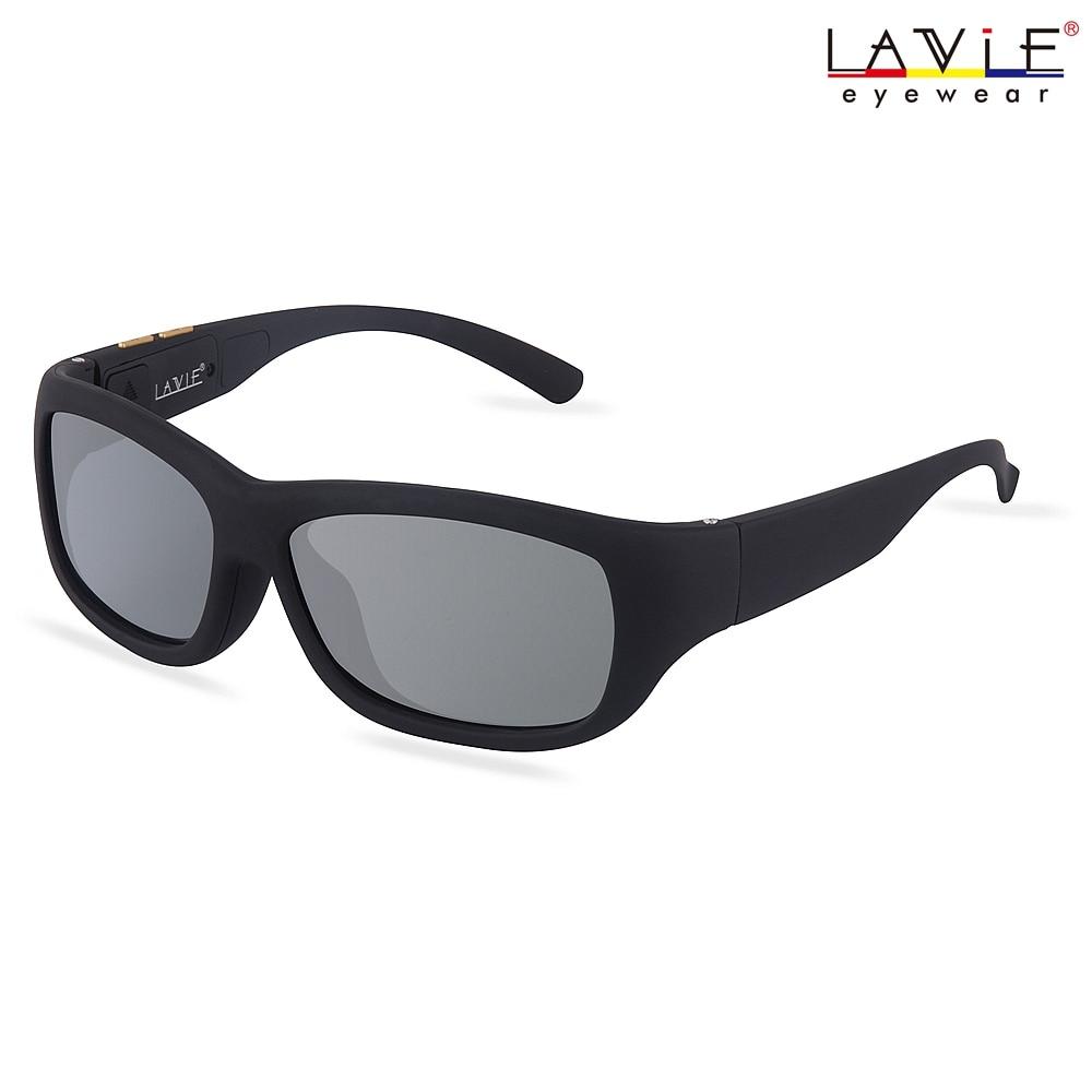 La Vie Diseño original Gafas de sol Lentes polarizadas LCD Transmitancia Lentes ajustables adecuadas tanto para exteriores como para interiores