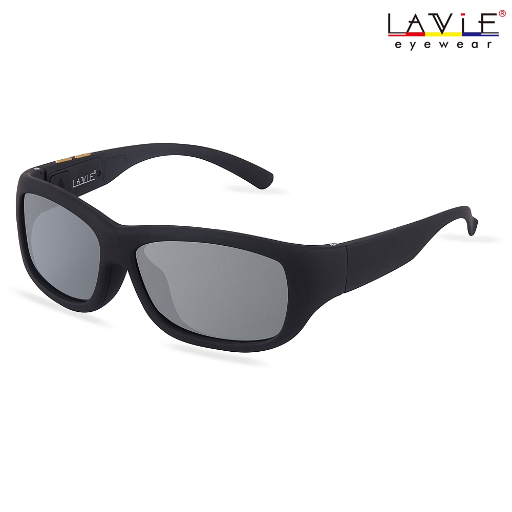 La Vie Original Design Sunglasses LCD Polarized Lenses Transmittance Adjustable Lenses Suitable Both Outdoors and Indoors