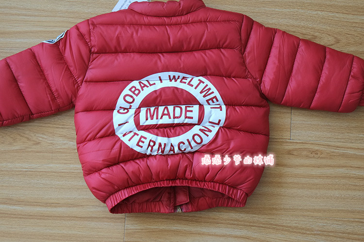New fashion little boy 1-5 years winter bread jacket thick coat - Children's Clothing - Photo 6