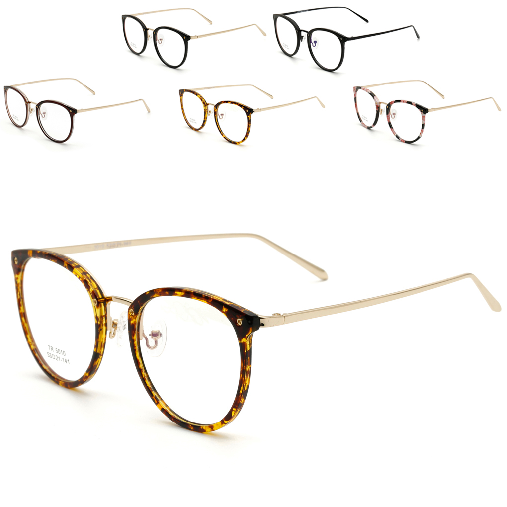 a06a0b9664 2019 Small Fresh Women Glasses Frame TR90 Diopter Computer Glasses ...