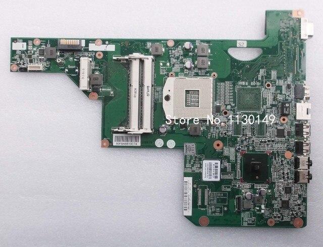 605903-001 Бесплатная доставка плата для HP G62 ноутбука материнской платы с hm55 чипсет 100% тест OK