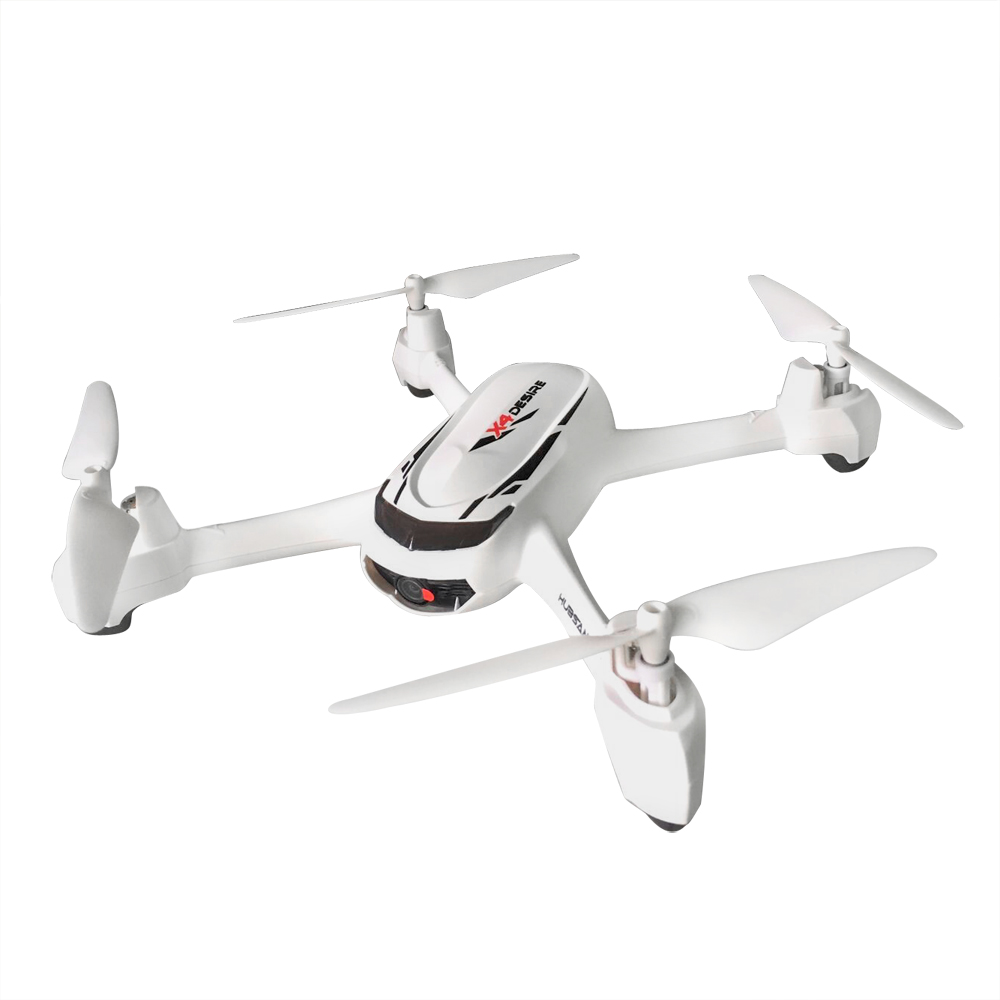 Hubsan X4 H502S RC Drone 5.8G FPV GPS Altitude RC quadrirotor avec caméra HD 720 P une clé retour Mode sans tête positionnement automatique - 4