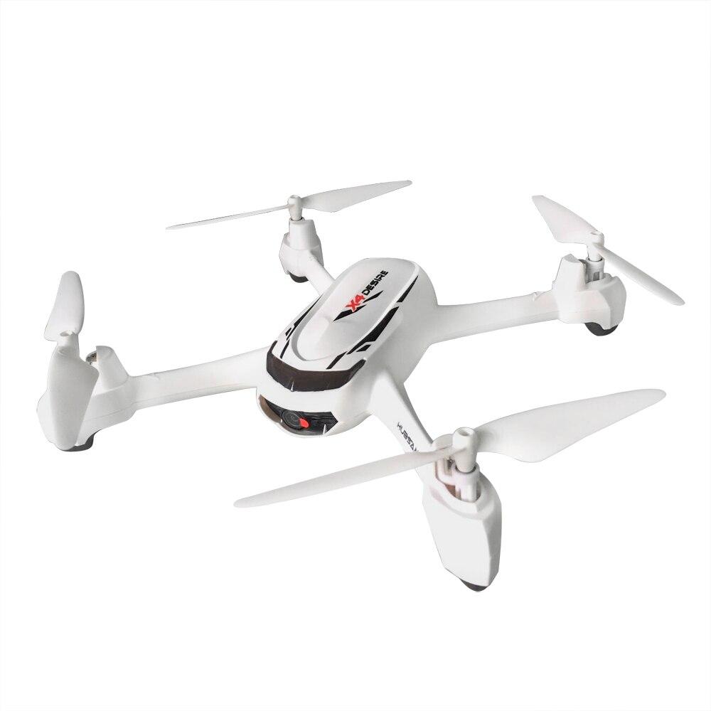 Hubsan x4 h502s rc zangão 5.8g fpv gps altitude rc quadcopter com 720 p hd câmera um retorno chave modo headless posicionamento automático - 4
