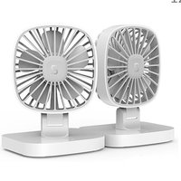 Guide car car fan USB small fan 12V car 24v large truck van car double head fan