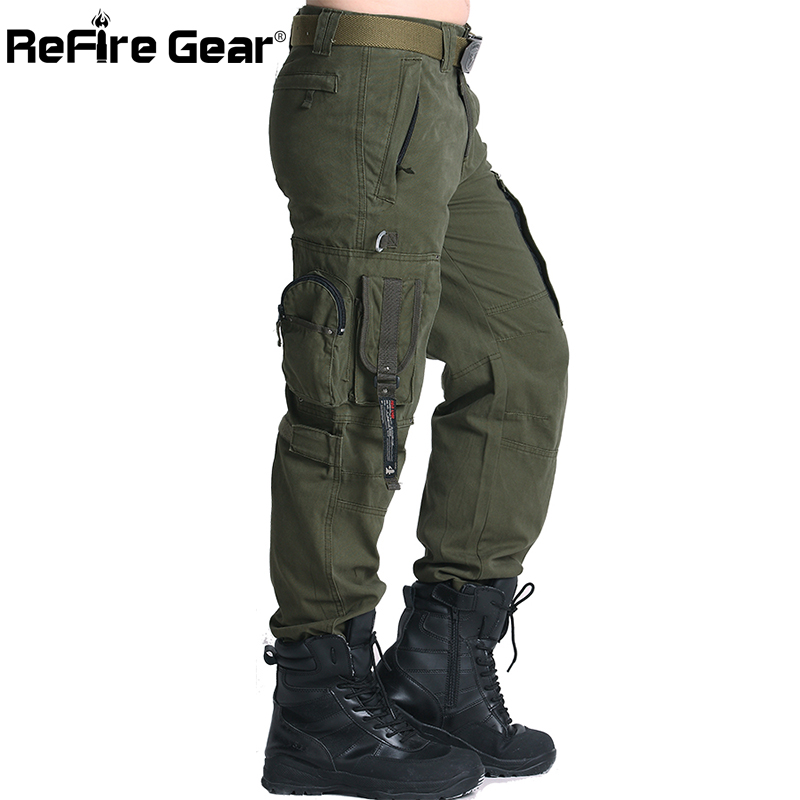 New Soft Shell Heat Reflection Military Tactical Pants Men Waterproof Shark Skin SWAT Cargo Army Pants