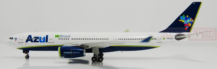 Phoenix 11020 A330-200 PR-AIZ 1:400 Azul Commercial Jetliners Plane Model Hobby