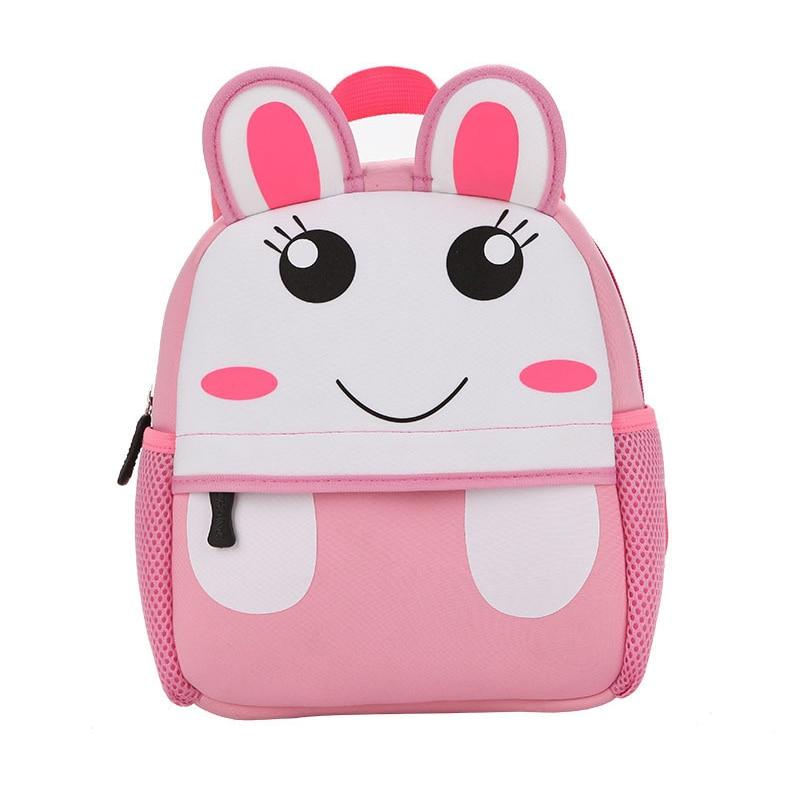 bc4db983c8 Aliexpress.com   Buy New Cute Children Backpacks Kindgarten Girls Boys  School Bag Toddler Kids Cartoon 3D Animal Schoolbag Baby Lovely Gift 1 3  years from ...