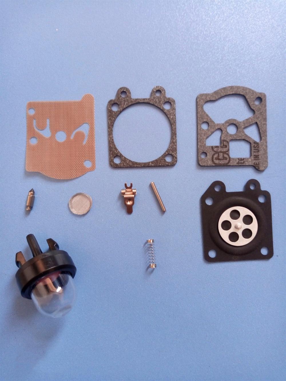 GASKET SET STIHL FS88 CYLINDER HEAD BASE INTAKE /& MUFFLER GASKETS