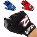 Outdoor Sports Cycling Motorcycle Racing Full-finger Protective Gloves Warm Anti-slip Gloves ( L )