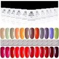 1 Bottle BORN PRETTY 10ml UV Gel Nail Art Soak Off UV Gel Manicure Polish Gel #25-36 Colors Available