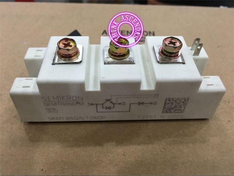 1pcs New SKM195GB126DN SKM195GB-126DN IGBT module new 1pcs dd151n14 module