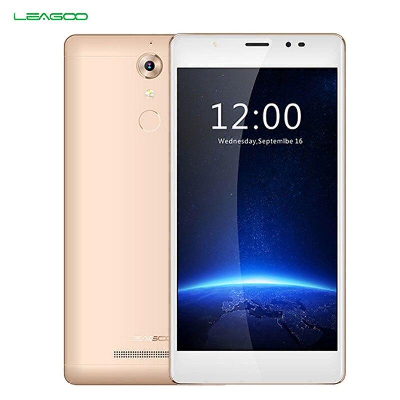 LEAGOO T1 Stylish Selfie Phone 16GB 2GB 4G 0 19s Fingerprint ID 3 0 5 0
