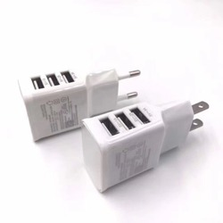 European and American 5V 1A 2A 3A mobile phone adapter For iphone Samsung xiaomi HTC oppo SONY Nokia Universal charger