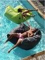 Плавание Погремушка Диван Для Бассейн Скамейке Массив Coulours Открытый Спящая Расслабляющий Мешок Необходимость Для Наслаждения Летом