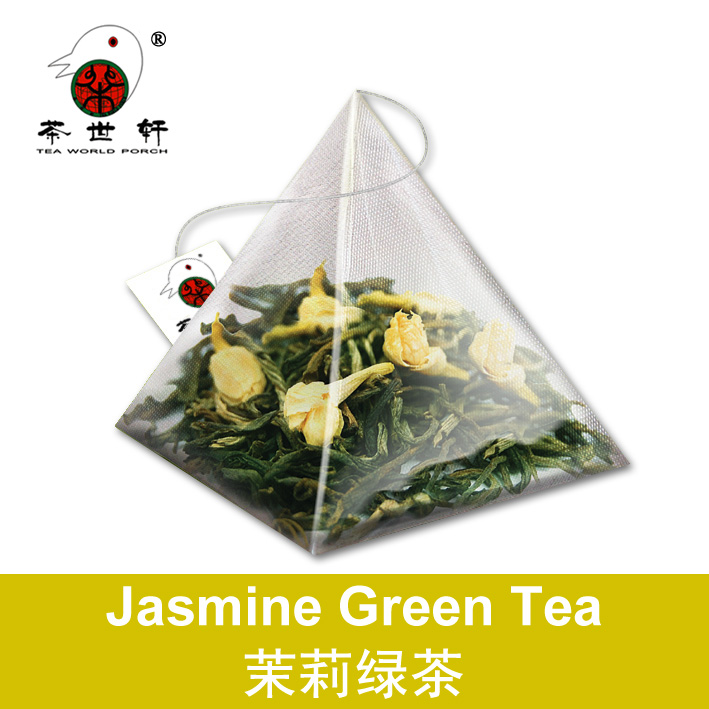 3g*10pcs high-quality green tea,jasmine tea new flowers,Jasmine Flower Tea,green health food,Scented tea,free shipping 250g jasmine flower tea green tea jasmine flavor biluochun tea jasmine bud free shipping