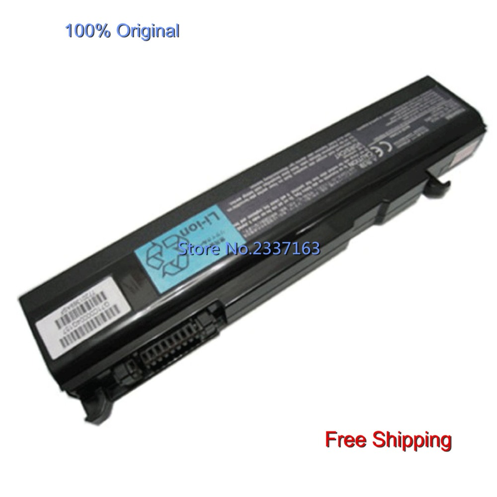 IECWANX 100% new Laptop Battery PA3356U-2BRS (10.8V 4700mAh 6Cell) for TOSHIBA Tecra P5 P10 Dynabook